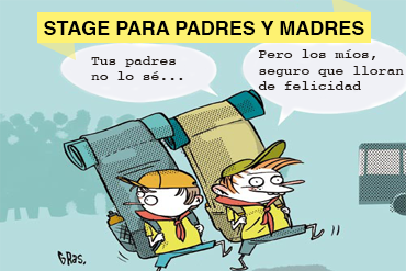 STAGE PARA PADRES Y MADRES